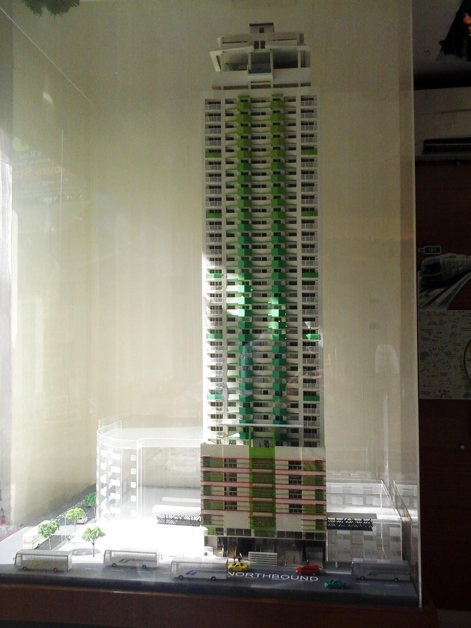 Studio Type Condominium Unit