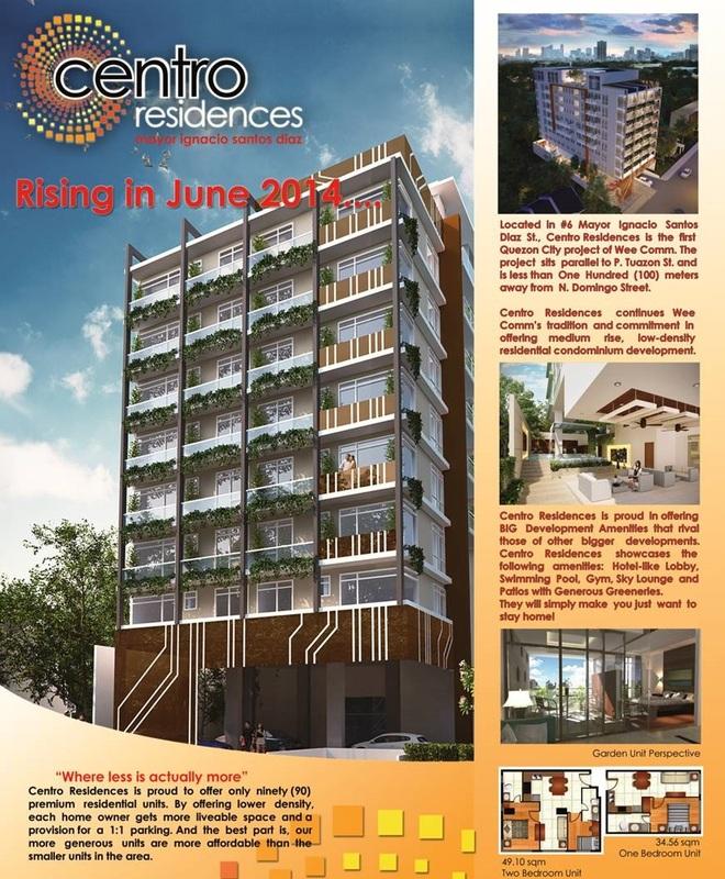 FOR SALE: Apartment / Condo / Townhouse Manila Metropolitan Area > Quezon