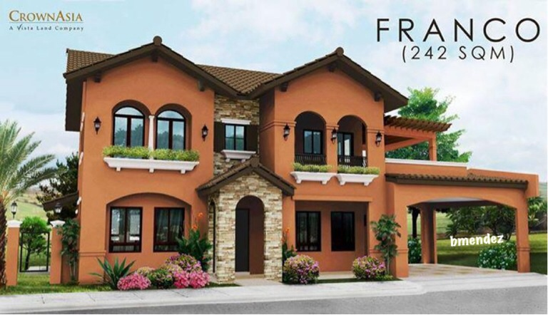 5BR 4TB House and Lot Pat Ponticelli Gardens Daang Hari Alabang