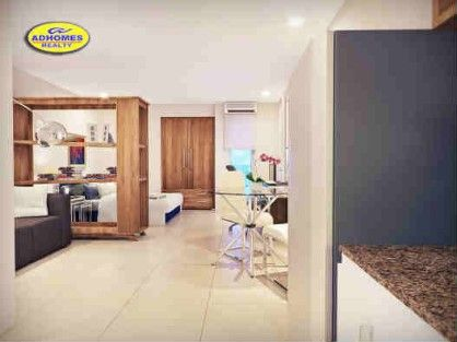 Studio Bare Unit as low as 18K per Month (Amort) Condo in EDSA, Cubao QC