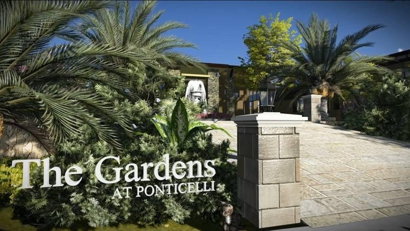 Ponticelli gardens