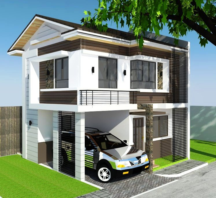 House and Lot in Tandang Sora at 3.827M