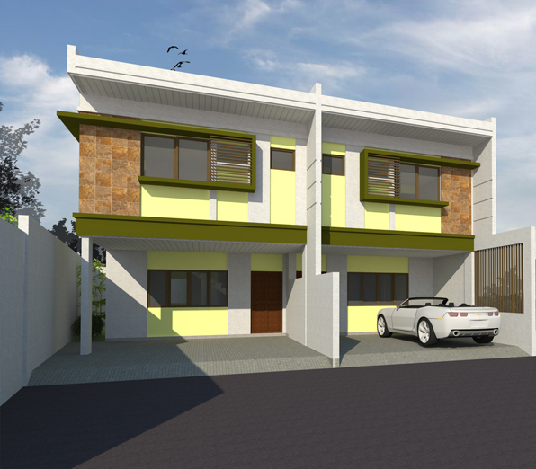 Townhouse in Tandang Sora at 4.8M