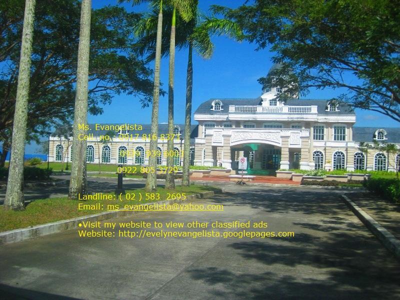 FOR SALE: Apartment / Condo / Townhouse Batangas > Batangas City 1