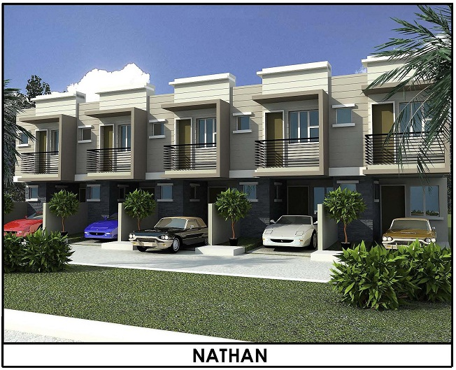 Ortigas Townhouse for only 2.677M