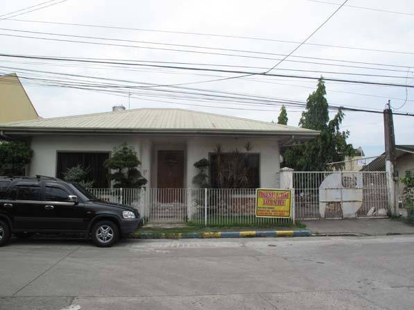 Spacious House in Pasig at 5M