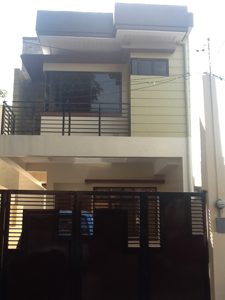 Congressional House and Lot in Quezon City at 6.8M