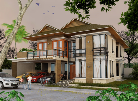 Immensly Elegant House in QC at 19.2M