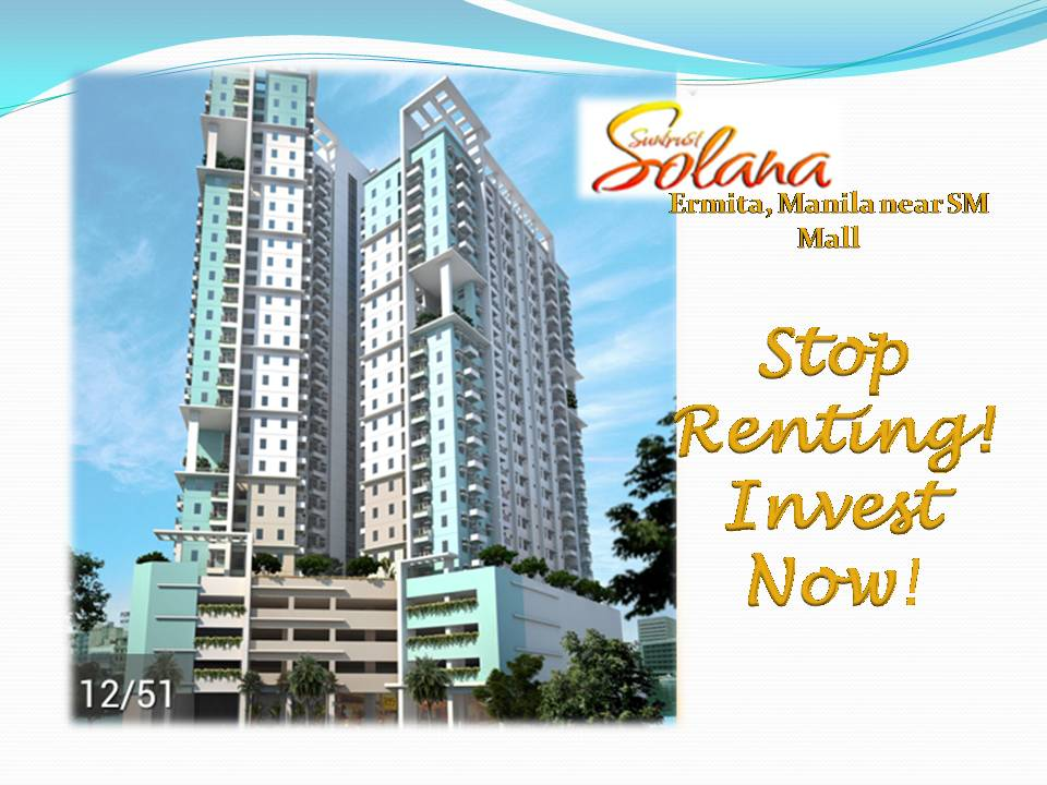 Suntrust Solana Condo for Sale