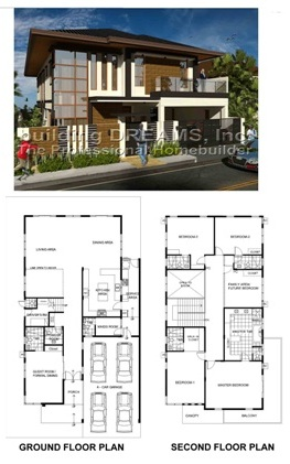 Filinvest Zen House and Lot at 19.8M