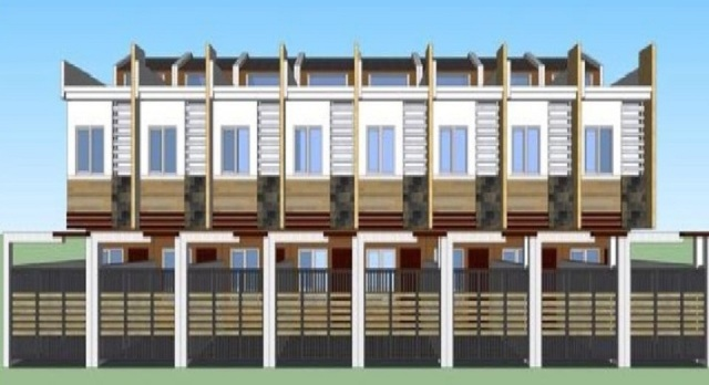 Townhouse in Caloocan City at 4.2M