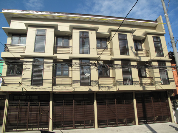 Affordable Manila Townhouse at 6M