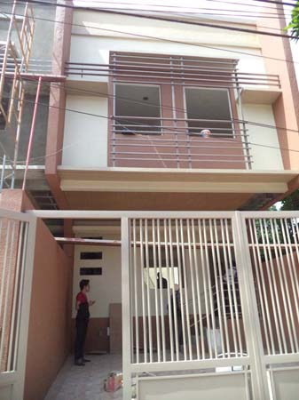 Marikina Townhouse for Sale at 4.9M