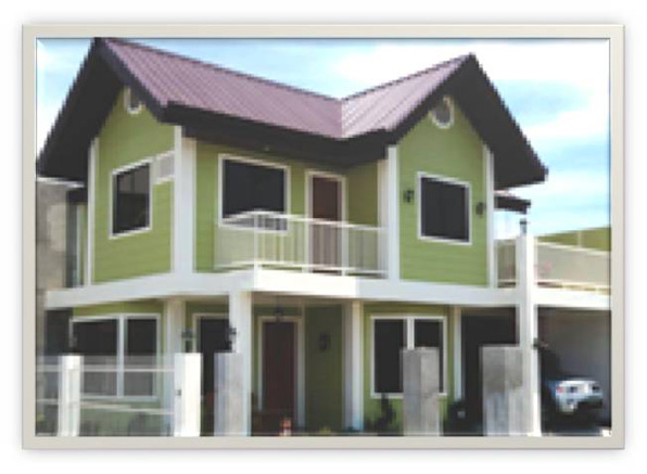 Townhouse Deluxe in Parañaque at 4.150M