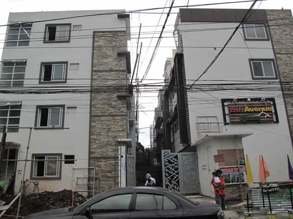 Cubao House and Lot at 5M