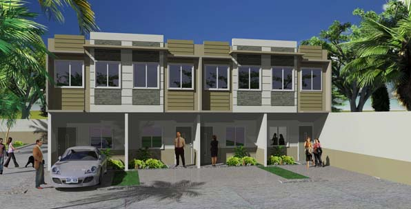 Most Affordable Mindanao Avenue Townhouse at 2.706M