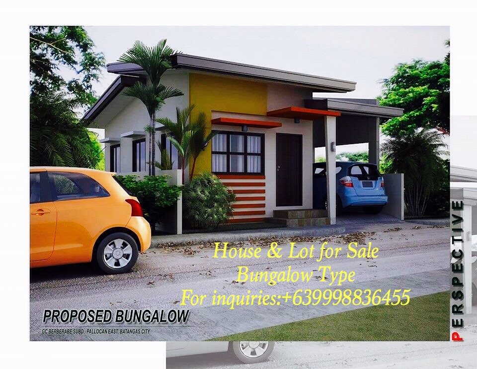 Sample House  Bungalow type
