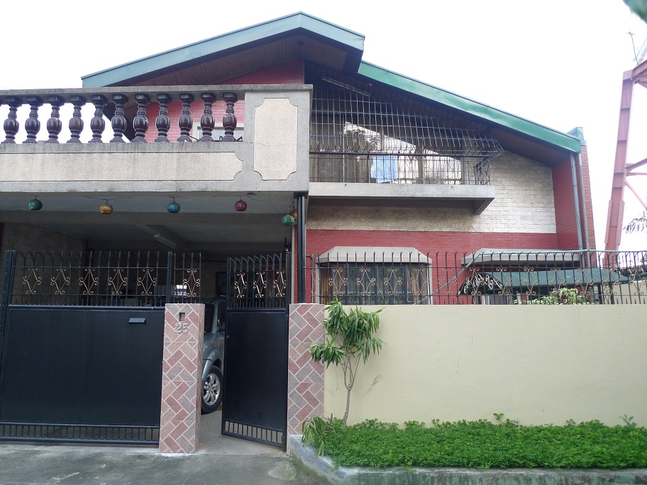 Spacious House and Lot near SM Nova at 8.5M