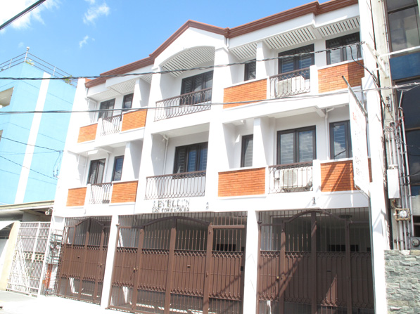 Affordable Townhouse in Sta. Ana at 6M