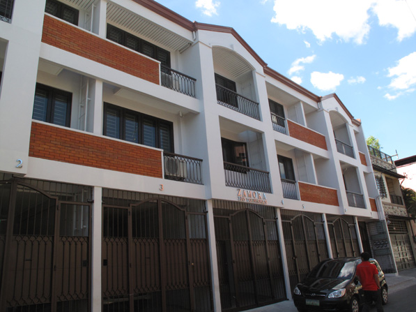 Brand New Sta. Ana Townhouse at 6M