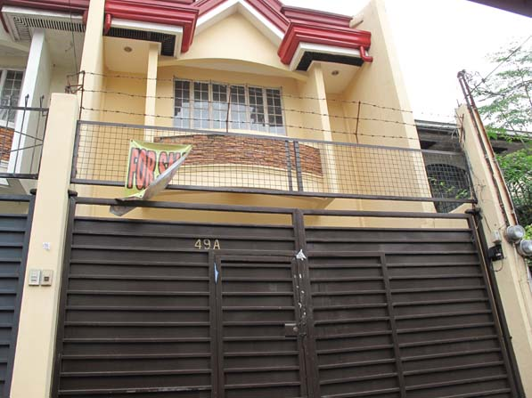 Banlat Tandang Sora House in Quezon City at 5.5M