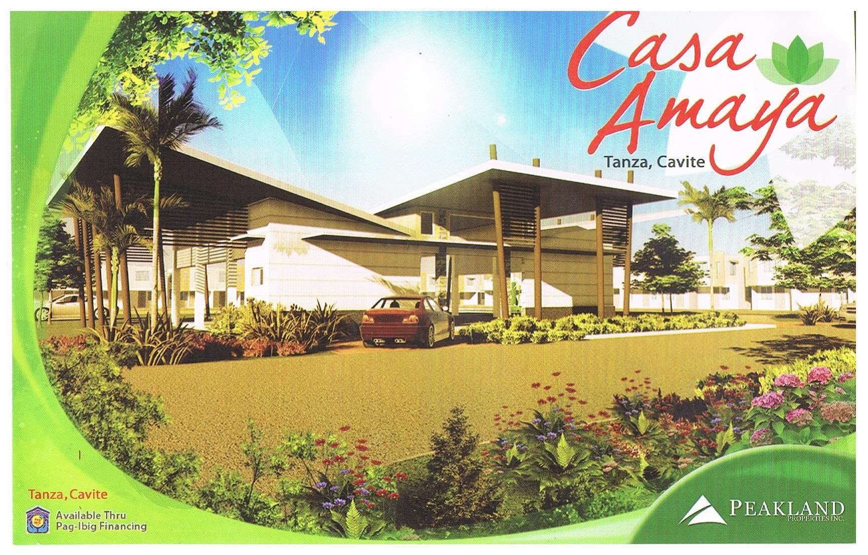 House & Lot as low as 5K per month in Tanza Cavite