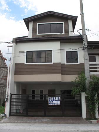 Elegant House and Lot for Sale in Pasig City at 8.5M