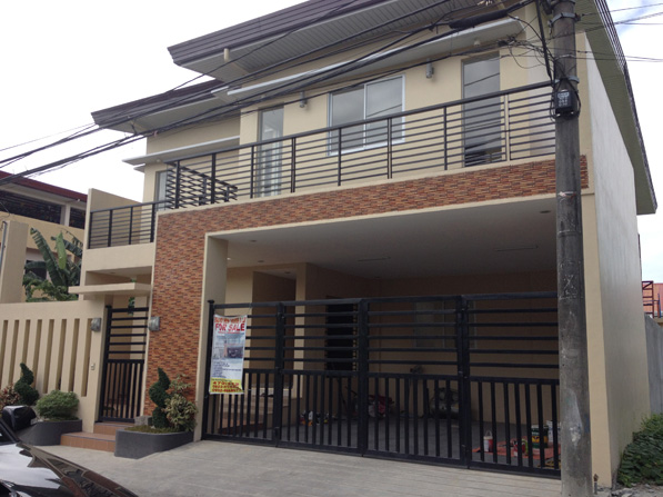 Pasig New House at 12.5M