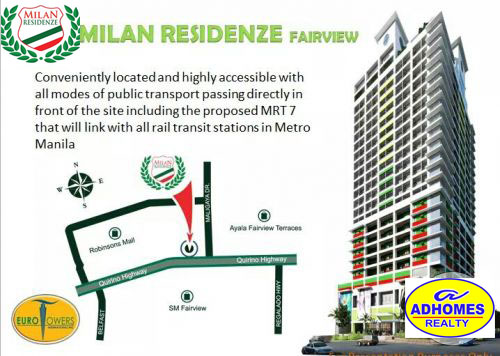 Studio Unit Condo as low as 7K per month- Near in SM Fairview
