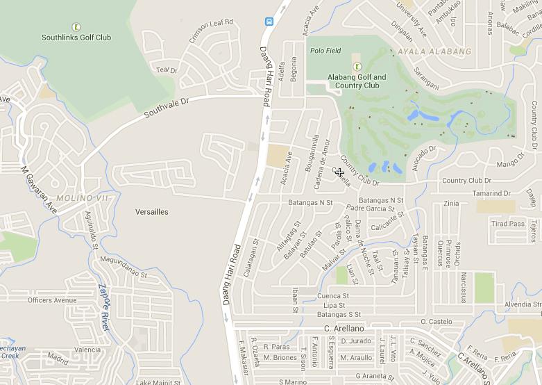 FOR RENT / LEASE: House Manila Metropolitan Area > Las Pinas 1