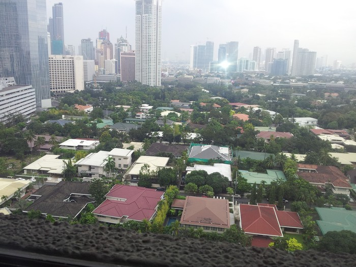 view from unit