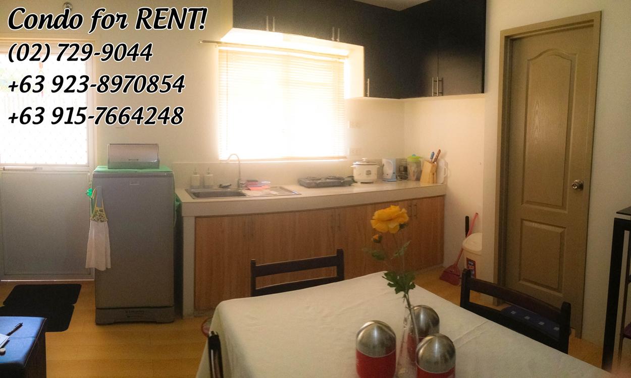 FOR RENT / LEASE: Apartment / Condo / Townhouse Manila Metropolitan Area > Pasig 1