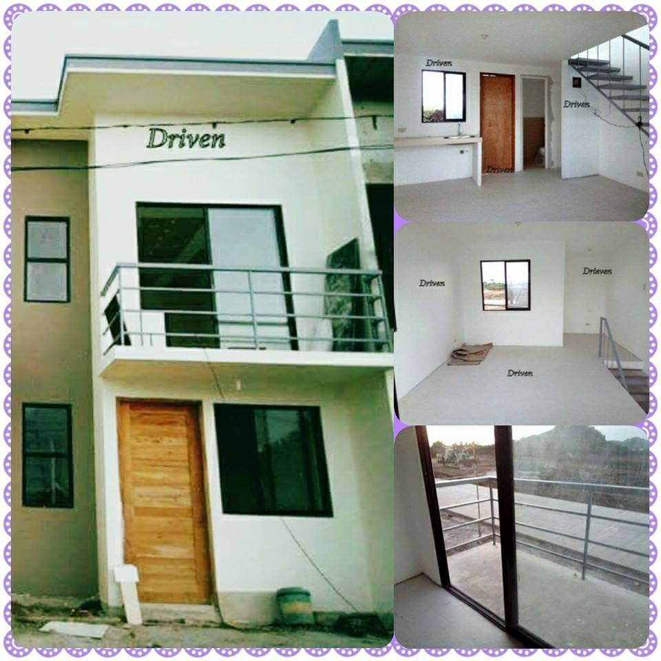 Casas Aurora - Townhouse (Semi-Complete) Brgy Tatala, Binangonan, Rizal Floor Area: 46.1 sq.m Lot Area: 46 sq.m Inner Lot
