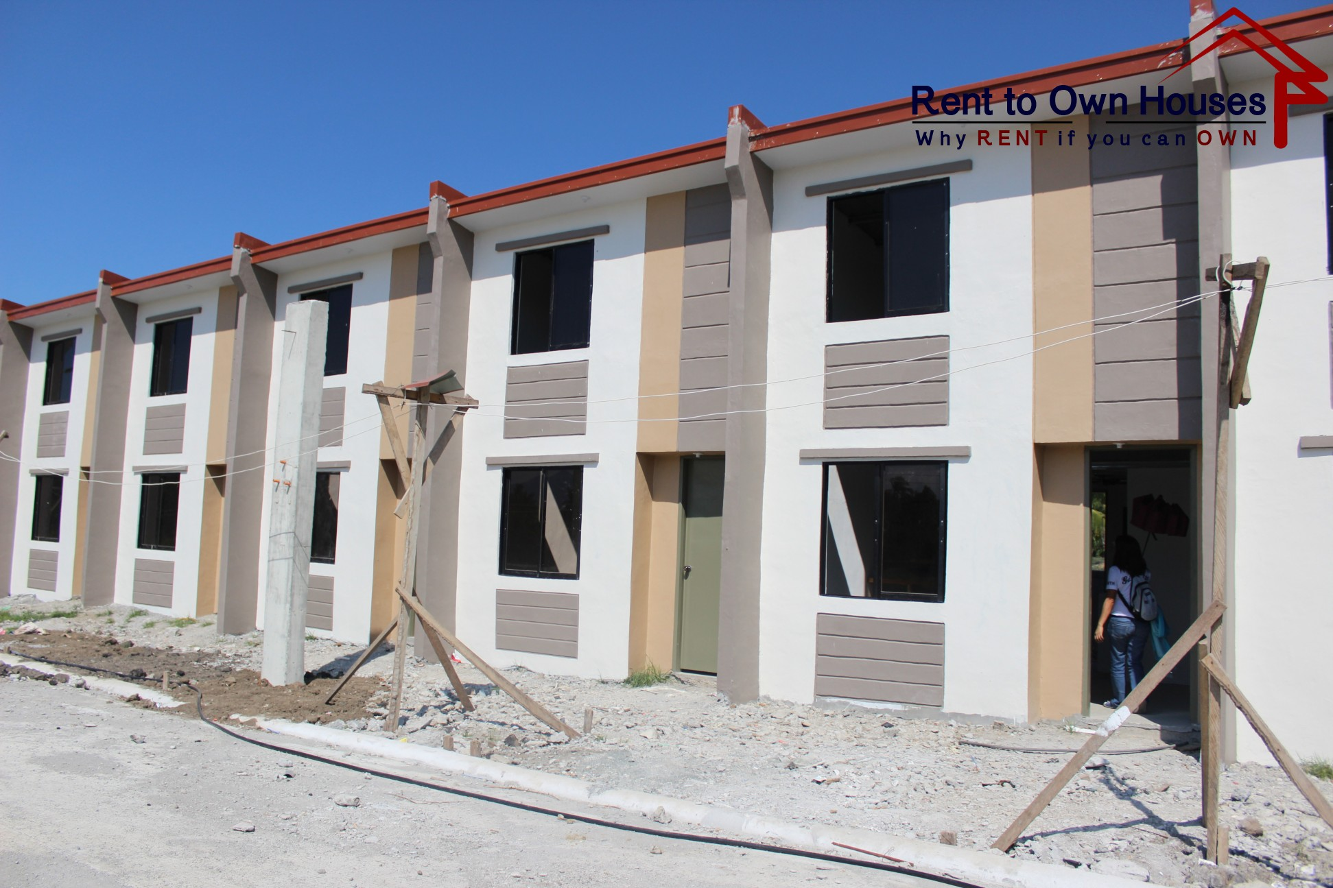 RENT TO OWN: Apartment / Condo / Townhouse Abra