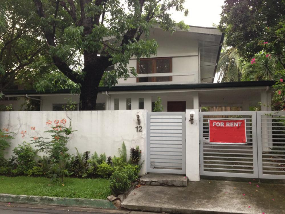House and Lots for Sale - San Lorenzo Village Makati