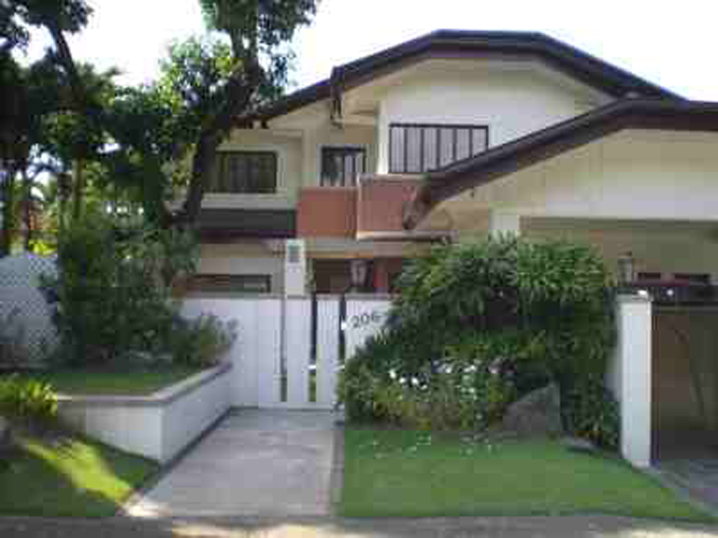 Ayala Alabang - House and Lots for Sale