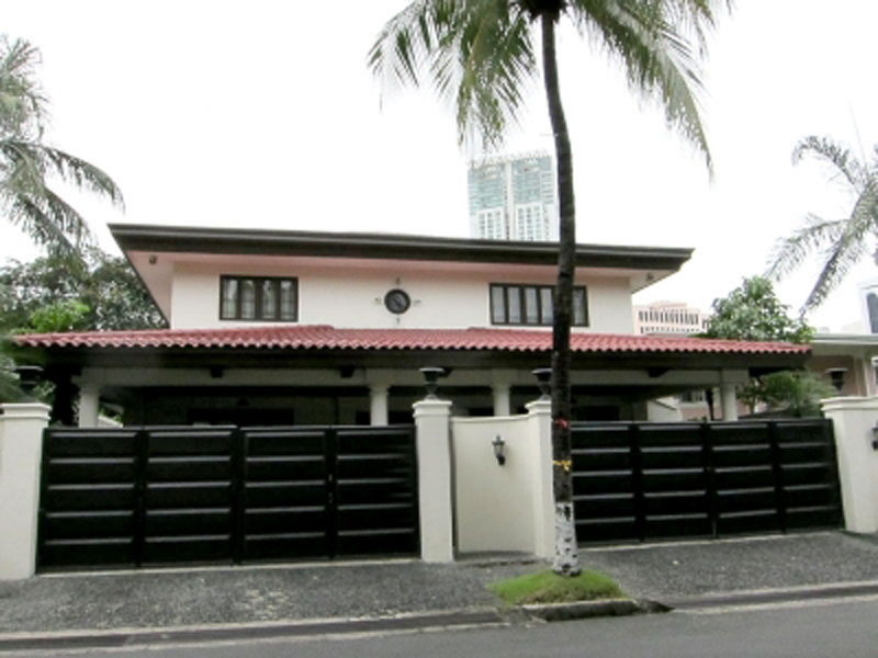 Bel Air Village Makati - House and Lots for Sale
