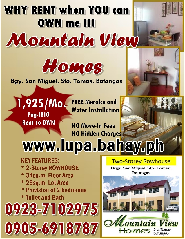 Mountain View Homes