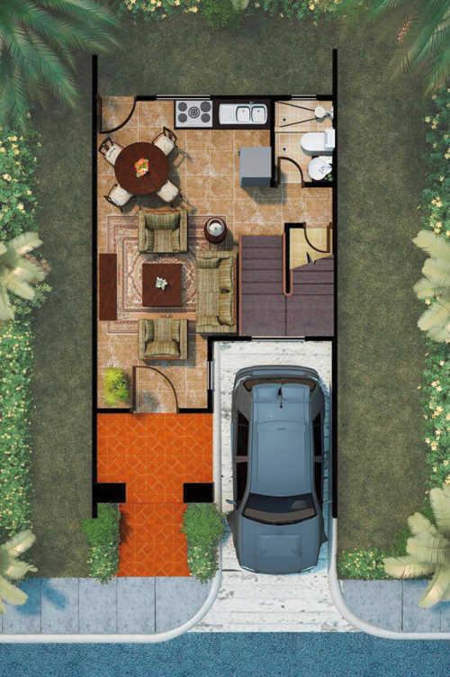 Amarsolo Classique Ground Floor Plan