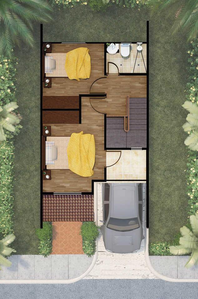 Amorsolo Classique 2nd Floor Plan