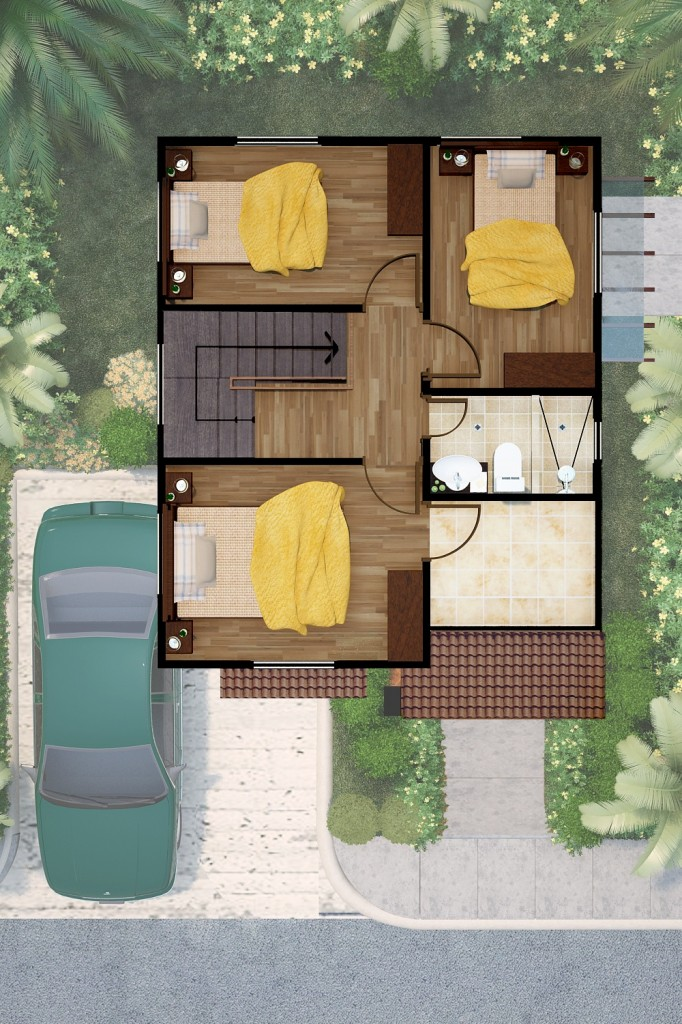Hermoso Grande Ground Floor Plan