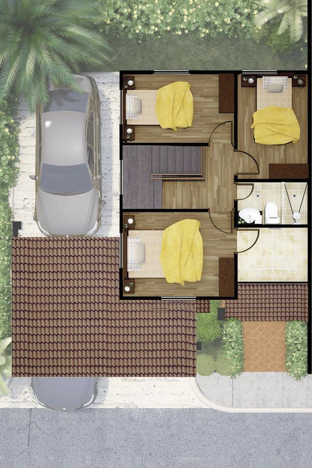 Medina Classique Ground Floor Plan