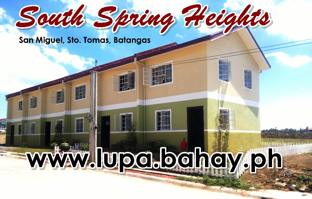 south spring heights batangas