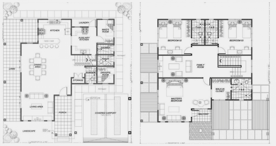 Lombardy Floor Plan
