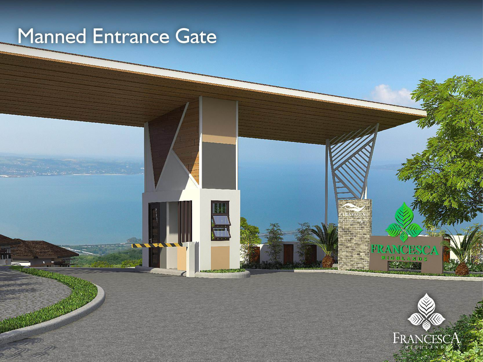Manned Entrance Gate
