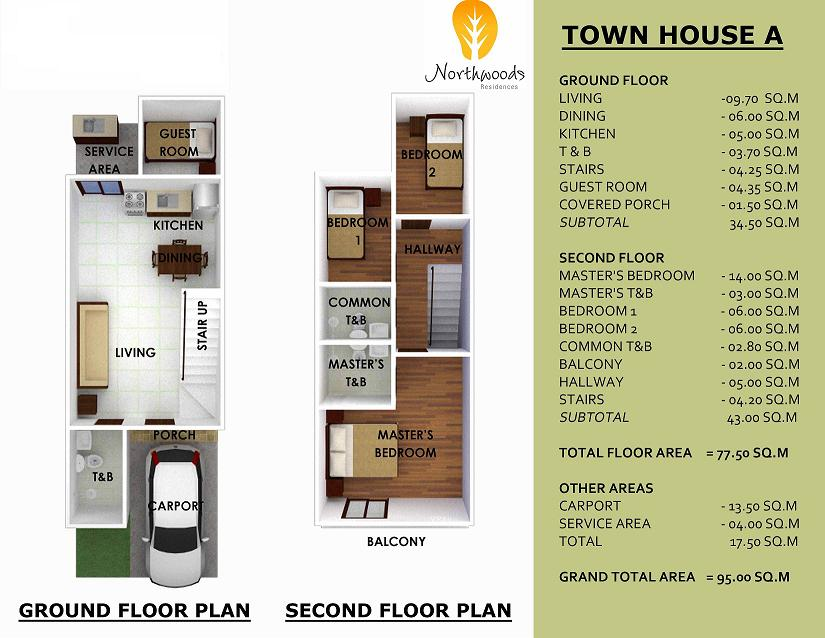 Arya Floor Plan