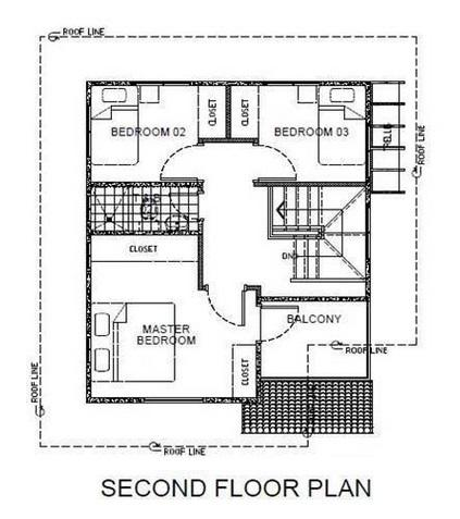 Palacios Grande 2nd Floor Plan