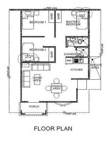 Turriano Floor Plan