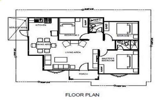 Hermoso Floor Plan
