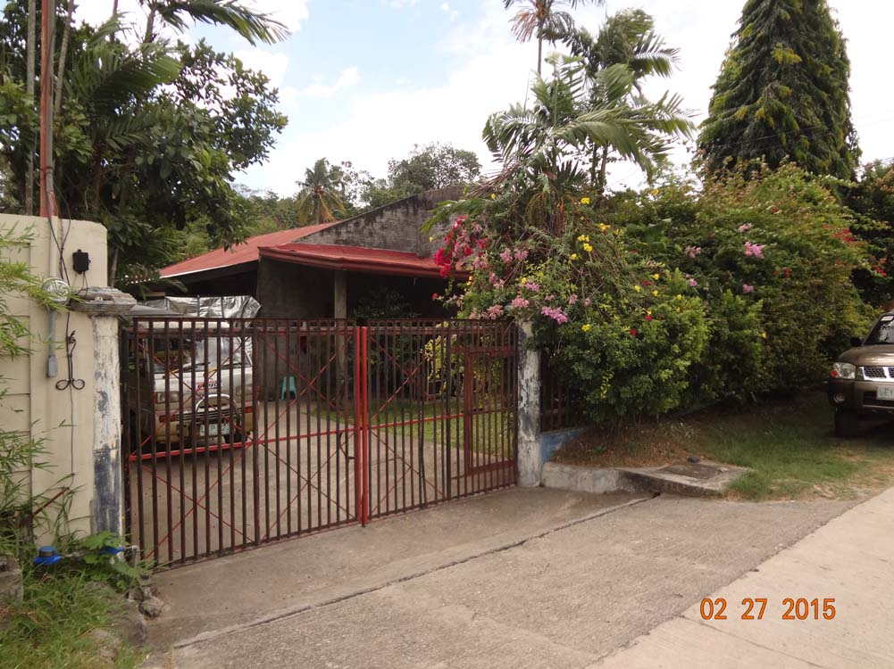 House and Lot for sale in Marfori